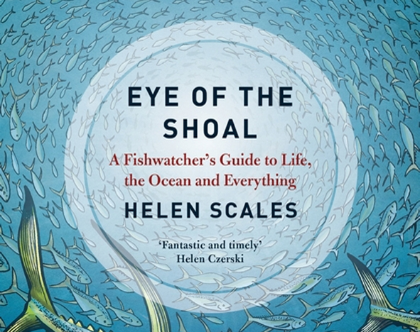 Cover details from 'Eye of the Shoal'