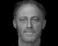 The facial reconstruction of Context 958 Credit: Chris Rynn, University of Dundee