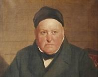 Rev. Professor John Hailstone FRS ©Sedgwick Museum