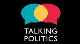 Talking Politics podcast logo