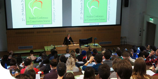The Student Conference in action