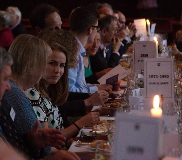 Alumni Dinner in St John's, May 2019