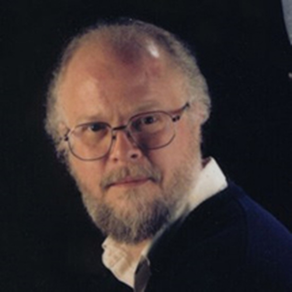 Prof Charlie Ellington (image from Royal Society)