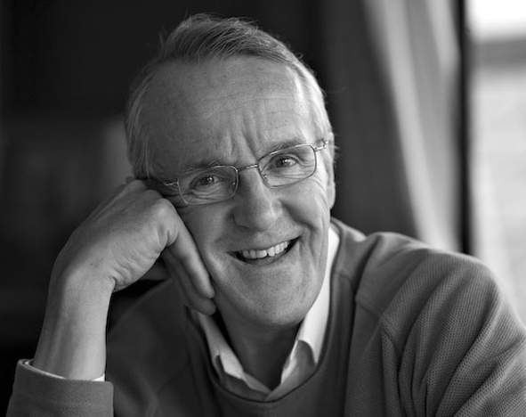 The late Professor Simon Maddrell (credit Dan White)