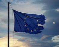 European Union flag, credit Theophilos Papadoupoulos