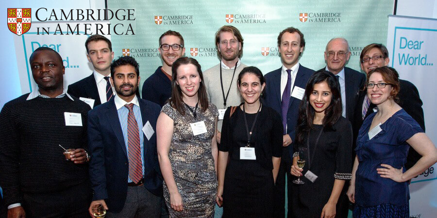 Cambridge in America event photograph