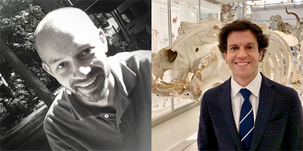 Dr Matthias Landgraf and Dr Tim Weil