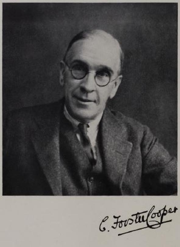 Sir Clive Forster-Cooper
