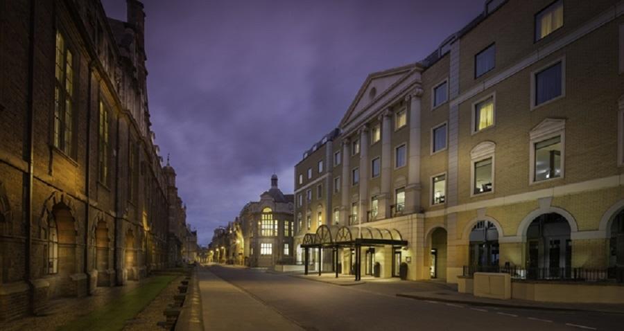 Hilton Cambridge City Centre Alumni