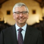 Professor Stephen Toope, 346th Vice-Chancellor of the University of Cambridge