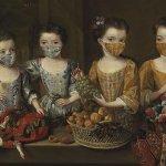 Jan van Meyer, The Daughters of Sir Matthew Decker, 1718