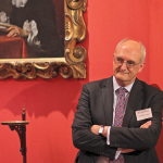 The Vice-Chancellor at the Opening Reception, Alumni Festival 2013