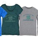 Classic Cambridge t-shirts