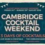 Cambridge Cocktail Weekend Logo