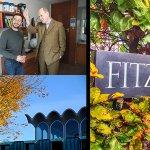 Fitzwilliam College, Sir Peter Bazalgette and Joseph Cant