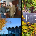 Fitzwilliam College, Sir Peter Bazalgette and Joseph Cant