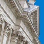 Senate House, Cambridge - architectural details