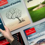 The Economist covers