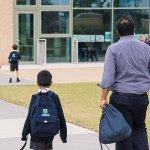 University of Cambridge Primary School pupils and parents