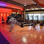 Blue Fitness Gym