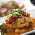 Seafood Goan curry