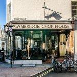 Cambridge Chop House exterior