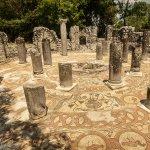 Albania - Butrint Mosaics
