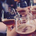 Glass cheers