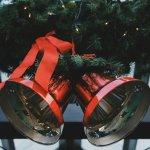 Christmas wreath bells