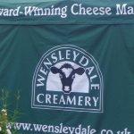 Wensleydale Creamery stall, Headingley Stadium