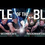 Battle of the Blues - the Varsity rugby matches take place on 8 December 2016