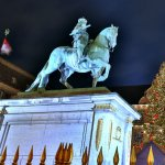 Dusseldorf at Christmas