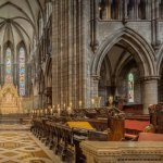 Edinburgh - St Mary's Episcopal Cathedral
