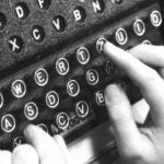 Photo of type writer