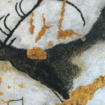 Photo of cave in Lascaux
