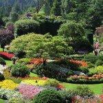 The Butchart Gardens, Sunken Garden