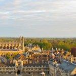 Cambridge cityscape