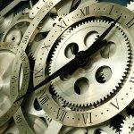 Clock rotation