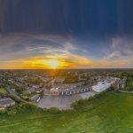 Aerial Image of Cambridge