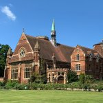 image of Homerton college