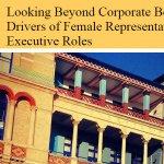Looking beyond Corporate Boards