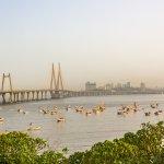 Bandra-Worli Sea Link, Mumbai