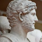 Classical busts at the Museum of Classical Archaeology