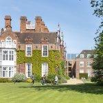 Image of Newnham College