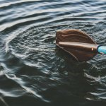 Rowing paddle