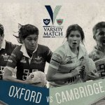 Varsity rugby banner for 2018 matches