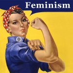 Adapted image of Rosie the Riveter
