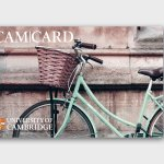 The CAMCard - bicycle design - issued from June 2015