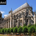 Cathedral St Etienne, Nevers