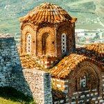 Albania - Byzantine Church